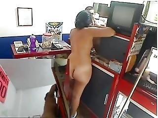 στη δουλειά, Flashing, κρυφή κάμερα, έξω από το σπίτι, δημόσια, Squirt, στο χώρο εργασίας