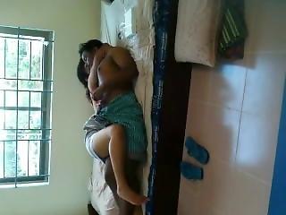 Bhabhi Fucking With Her Devar At Home