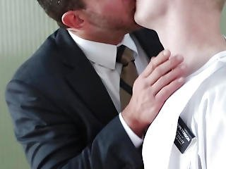 Mormon Hunk Acquires Sucked