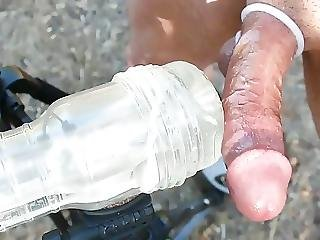 8 Inches Cock Endless Fleshlight Fucking
