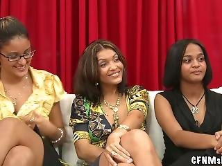 Cfnmshow - Porn Star Tryouts !