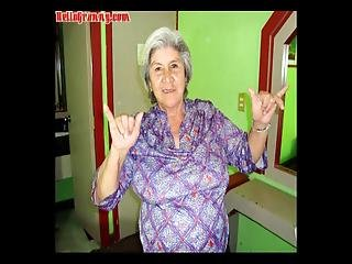Hellogranny Homemade Old Latin Grandmas Slideshow