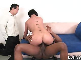Cuckold Hubby Watches Big Tits Milf Wife Shay Fox Ride A Bbc