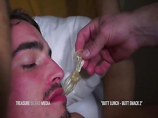 äta sperma ur svart fitta