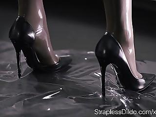 sex spielzeug bauen heels und nylons