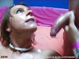 Multiple Cumshot Gangbang Sexy Susi P1