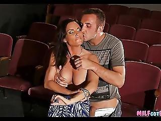 Movie Theater Milf
