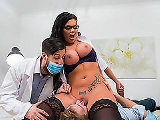 Beautiful Naughty Babe Candy Sexton Rides A Bigcock
