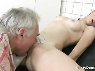 Sweet Slut Loves Older Men Inside Of Her