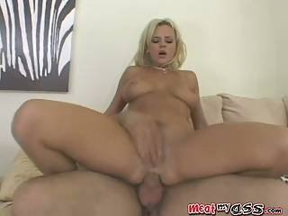 Bree Olson Rides This Dick Home