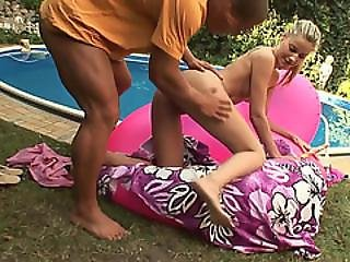 Innocent Marilyn Sex Scene With Guy On Lake With Passion And Love So Intense