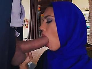 This Arab Woman Comes In For Bed And Was Banged By My Boss