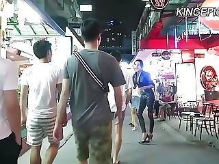 Thailand Street Hooker Compilation Hidden Camera