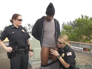 Police Babes Joi And Fat Blonde Milf And Redhead Fucks Black Cock And