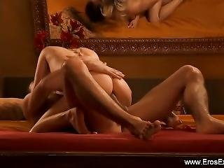 Anal Babe Fucks Her Indian Lover
