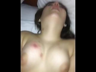 Cul, Gros Cul, Brunette, Crème, Serrée, Bite, Hardcore, Latino, Brusque, Sexe, Ados, Petite