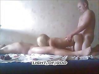 Amateur, Blonde, Fucking, Old, Older Man, Wife
