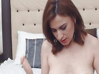 Sexy And Wild Snatch Masturbation Of Concupiscent Honey