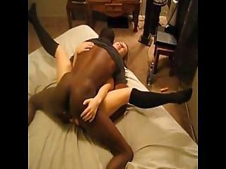 Amber Blank Interracial Cum Slut