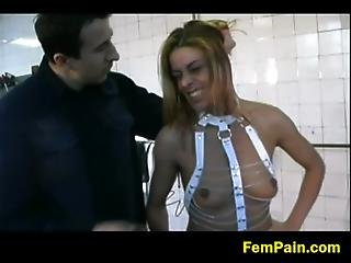 Freya Gets Tied And Tormented