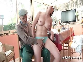 69, Amateur, Banging, Blowjob, Boob, Brunette, European, French, Grandpa, Hardcore, Nude, Sex, Voyeur, Young