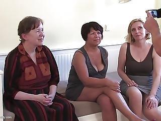 ボーイス, ファッキング, グループセックス, 成熟した, 熟女, ママ, セックス, 若い