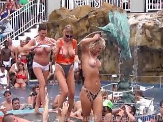 ερασιτεχνικό, ακολασία, φλόριντα, σπίτι, σπιτικό, πάρτυ, πισίνα, Εφηβες