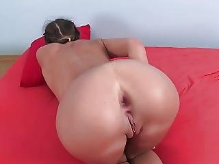 Tall Slim Euro Teen Gets Anal Fucked And Gaped