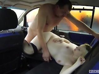 Pregnant Czech Prostitute