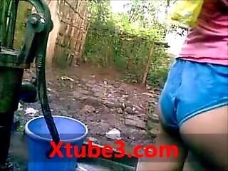 koupelna, výška, hardcore, indické
