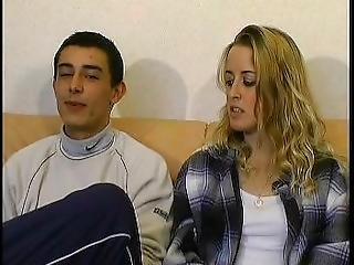 Mehdi Et Magalie Jeune Couple Amateur Francais