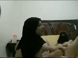 Hot Higab Egyptian Milf Having Sex Part 2