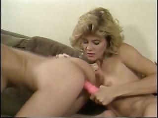 Classic Xxx- Ginger On The Rocks (1985) - Ginger & Amber Lynn
