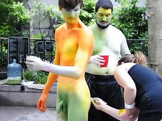 Bodypainting Day #2
