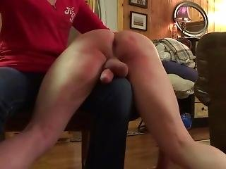 Spanking And Cock Slapping