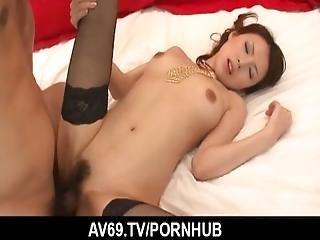 Rino Asuka Feels The Pressure During Scenes Of Hardcore Sex