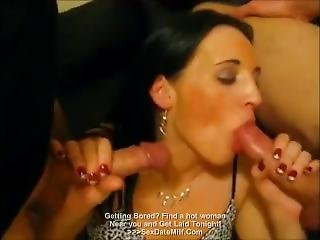 Wife Shared With Best Friend And Covred In Sperm