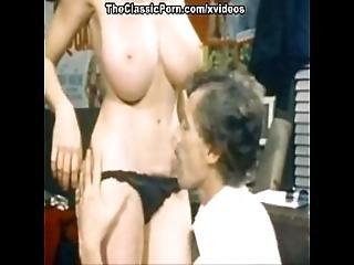 John Holmes Candy Samples Uschi Digard In Vintage Porn Scene