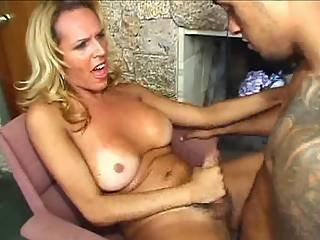 Sexy Latin Tranny Slut Devours Dark Meat
