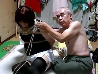 Very Ms Jyosoukofujiko And Horny Bondage Teacher