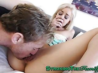 Naughty Amateur Eaten Out