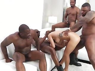 Keisha Grey Gangbang