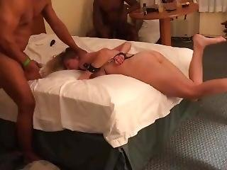 Hotwife Used In Hotel