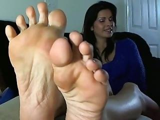 Foot Slave Sniff Her Feet And Your Poppers Joi