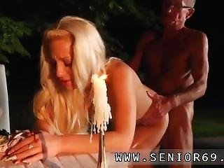 Old Man Seduces Young Teen Old John Firm Fuck Youthfull Anastaisa