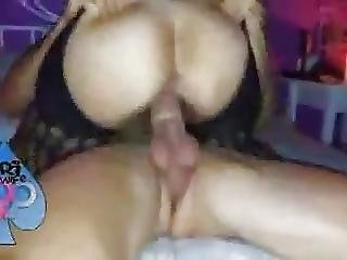 Hotwife Fucks Lover While Hubby Is Filming