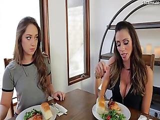 Remy Lacroix And Ariella Ferrera At Mommy 039 S Girl