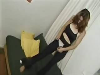 First Real Casting For Young Amateur Brunette Slut - Www.find-a-slut.com
