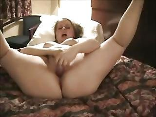 Amateur, Chubby, Chubby Teen, Fat, Horny, Hotel, Masturbation, Teen