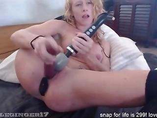 Exotic Texas Woman Sex Toys